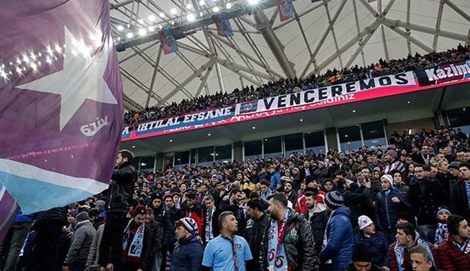 Trabzonspor'da hedef en az 35 bin