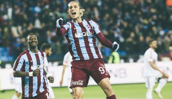Yusuf Yazıcı'dan Trabzonspor'a önemli katkı