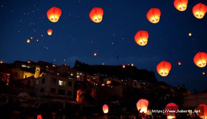 Mardin 'Uçurtma festivali' ile renklendi