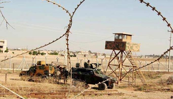 Teröristler sınır karakollarına saldırdı: 3 yaralı!