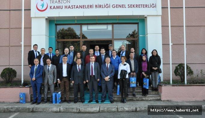 Trabzon'da 10. Basın ve İletişim Birimleri Bölge Toplantısı yapıldı