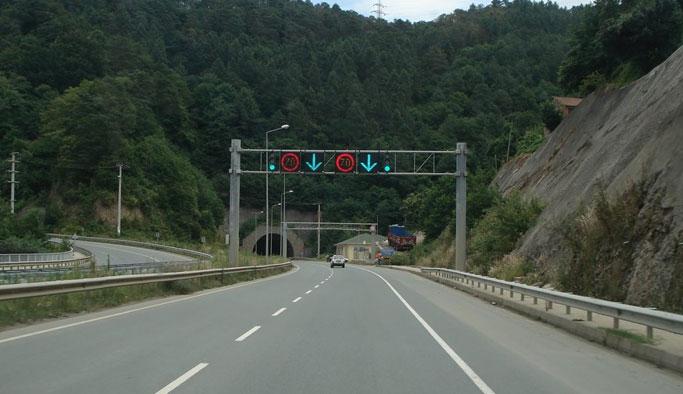 Trabzon'dan Rize'ye gidecekler dikkat!