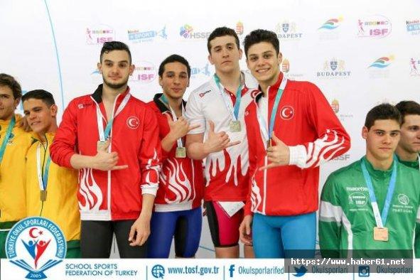 Altın kulaçların hedefi olimpiyat