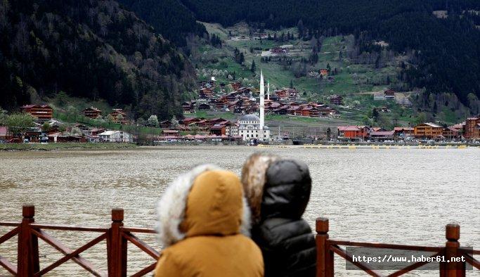Uzungöl'de hedef 12 ay turizm