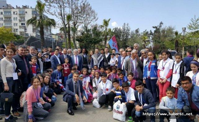 Mardinli Gençler Trabzon'da Genç'le buluştu
