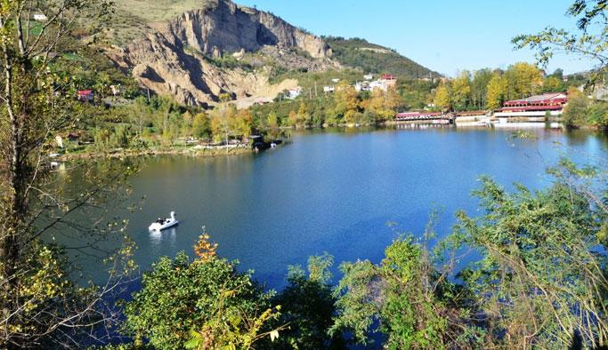 Sera gölü yeni sezona hazır