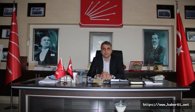 CHP Trabzon Emek Büro'dan 1 Mayıs'a davet