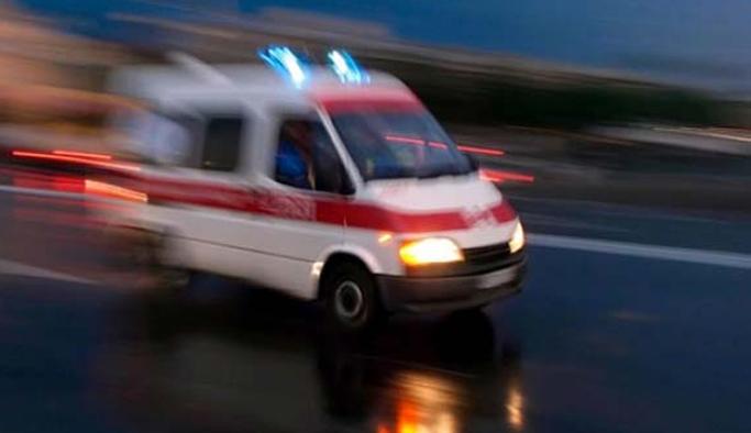 İşçi bayramında iş kazası: 1 ölü