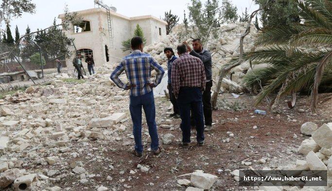 Suriye'de füze saldırısı: 18 kişi öldü!