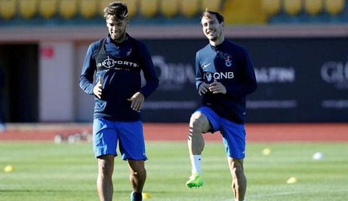 Trabzonspor'un iki muhafızı