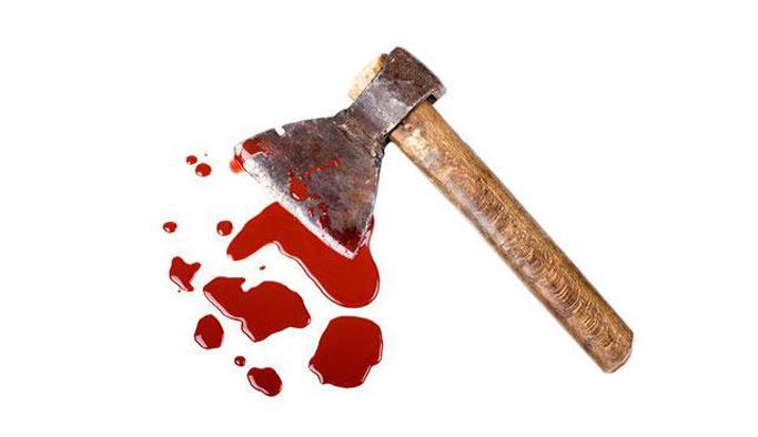 Talihsiz adam balta ile öldürülüp ahıra gömüldü