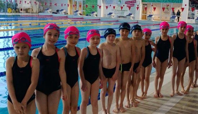 Trabzon'da yayla çocukları havuzla tanıştı