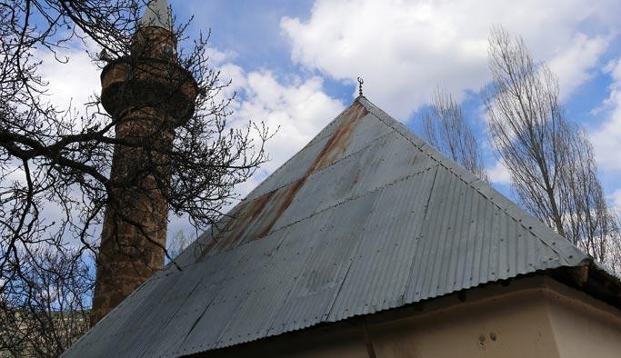 Gümüşhane'de 600 yıllık caminin ilginç özellikleri