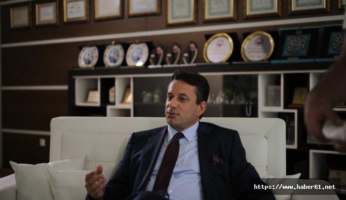 Celil Hekimoğlu'ndan Trabzonspor açıklaması