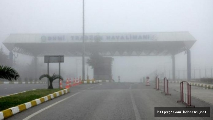 THY'den önemli uyarı! Trabzon uçuşları iptal edildi