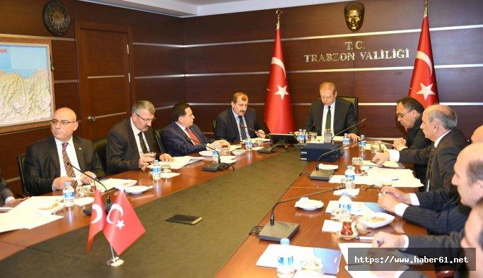 Trabzon İl İstihdam Kurulu toplantısı yapıldı