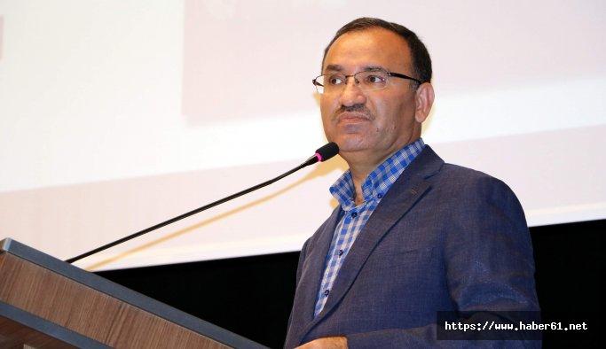 """Bakan Bozdağ, """"Hükümet sistemi değişti CHP değişmedi"""""""
