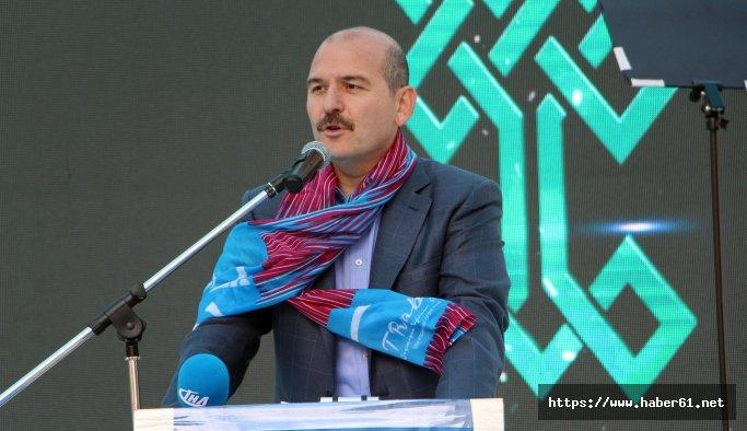 """İçişleri Bakanı Soylu: """"DEAŞ'a karşı ciddi ve karalı bir mücadele gerçekleştirilmiş ölümcül bir darbe indirilmiştir"""""""