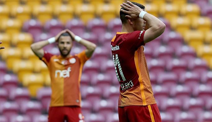Kasımpaşa Galatasaray'ı dağıttı