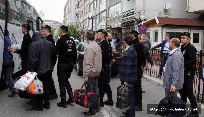 Mahrem imamları tutuklandı