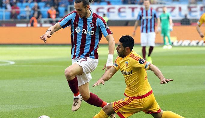 Trabzonspor'dan tarihi yenilgi!