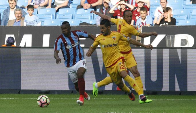 Trabzonspor 4 maçta 8 puan bıraktı
