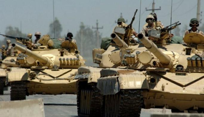 Yemen ordusu ilerliyor