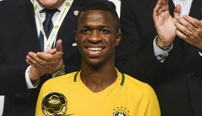 17 yaşındaki Vinicius Junior için çılgın rakam!