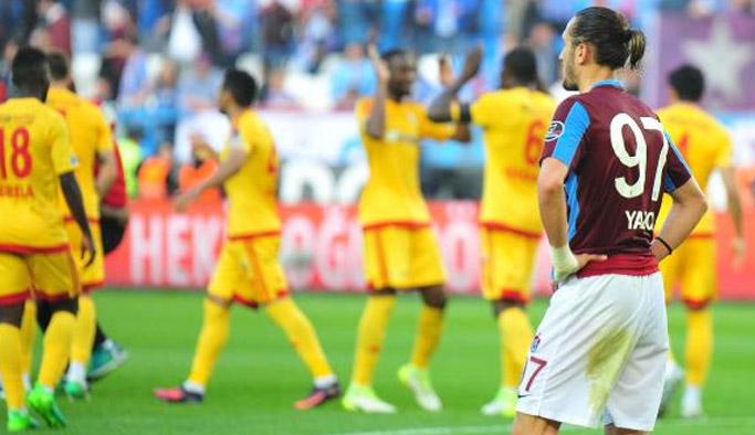 Trabzonspor'un sahası deplasman gibi!