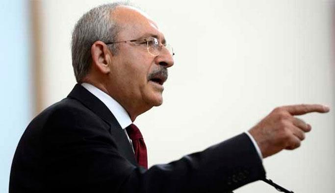 Kılıçdaroğlu: Topbaş'ın damadı tahliye edilirken...
