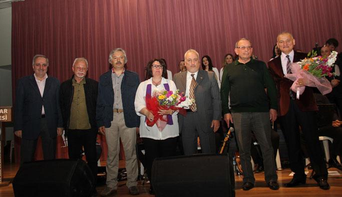 Trabzon'da 'Türkü Pınarı' konseri yapıldı