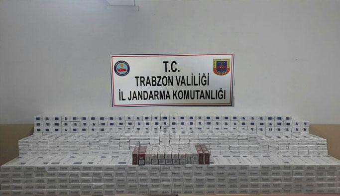 Trabzon'da kaçağa geçit yok
