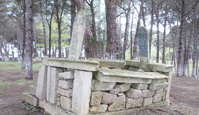 Ordu'da Osmanlı'dan kalan mezarlara restore