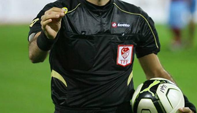 Adana - Trabzon maçının hakemi açıklandı