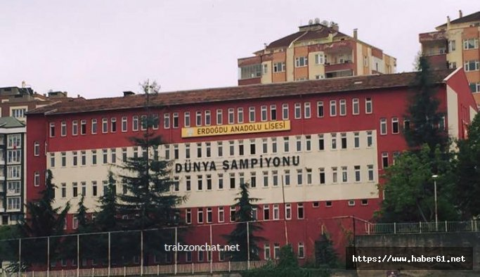 Erdoğdu Anadolu Lisesi Salon inşaatı başlıyor