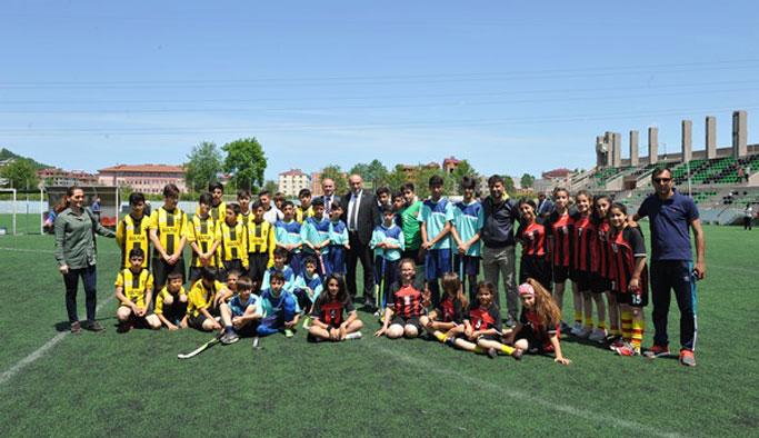 Trabzon 'HOKEY' dedi!