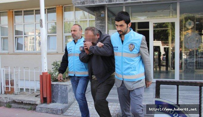 Samsun'da oto hırsızlığı operasyonu Trabzon'a sıçratı