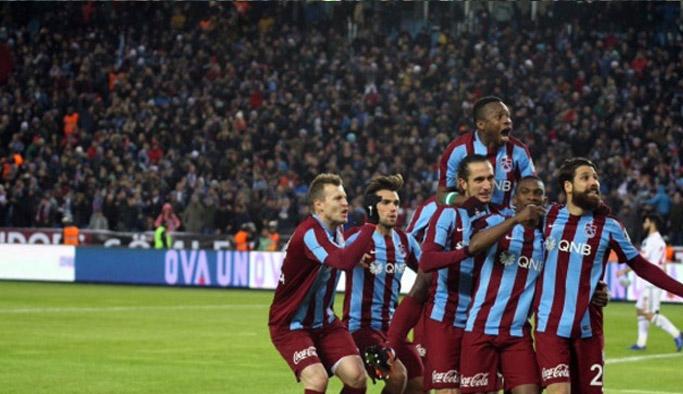 Trabzonspor'da 5 isim tehlikede