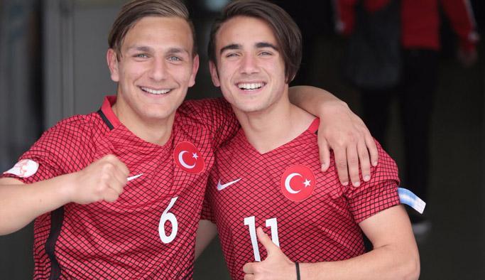 Trabzonspor'un genç yıldızı çeyrek finali kaçırdı