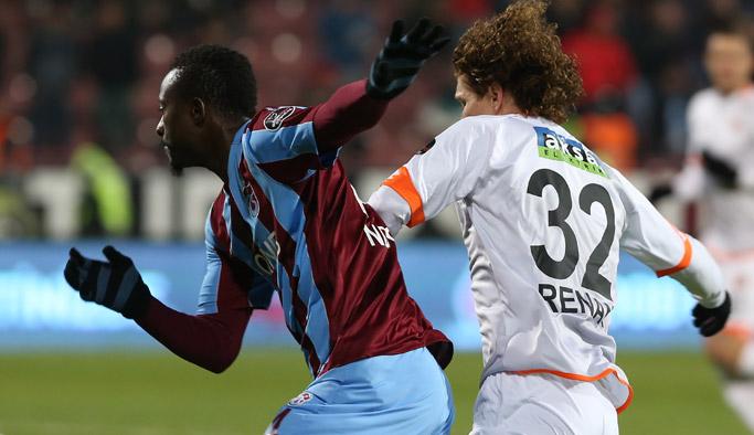 Trabzonspor'un muhtemel Adana 11'i