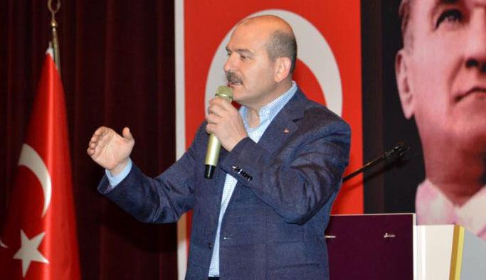 "Süleyman Soylu: ""Allah Bana Haram Etsin"""