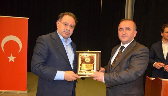 Trabzon'da 'Peygamberlik mesleği öğretmenlik' konferansı