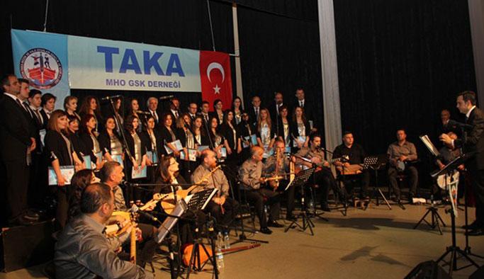 Trabzon'da Afrikalılar Horon oynadı