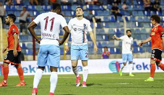 Trabzonspor rekora sevinemedi
