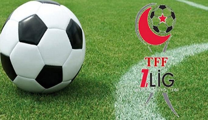TFF 1. Lig puan durumu ve maç sonuçları