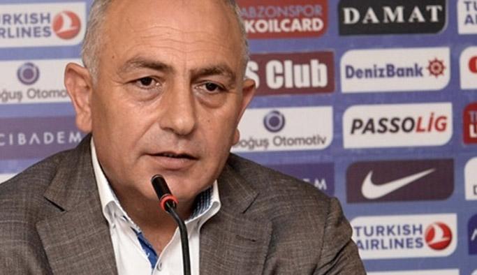 Hurma: Trabzonspor şampiyon olamaz!
