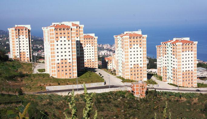 TOKİ Trabzon dahil 16 ilde 10 bin 491 konut ve iş yerini teslim etti