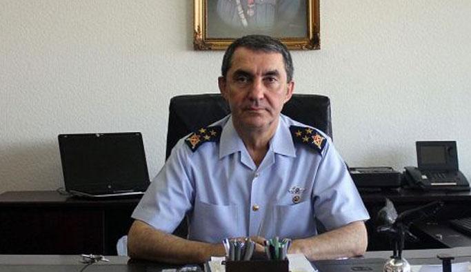 Hava Kuvvetleri Komutanı Orgeneral Hasan Küçükakyüz oldu