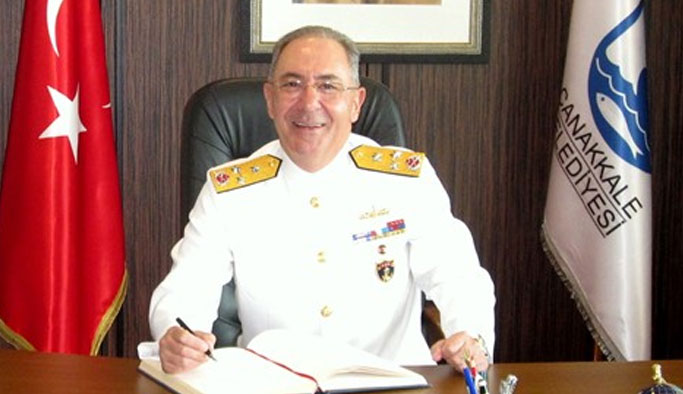Deniz Kuvvetlerinin 2'nci adamı Trabzonlu Şükrü Paşa