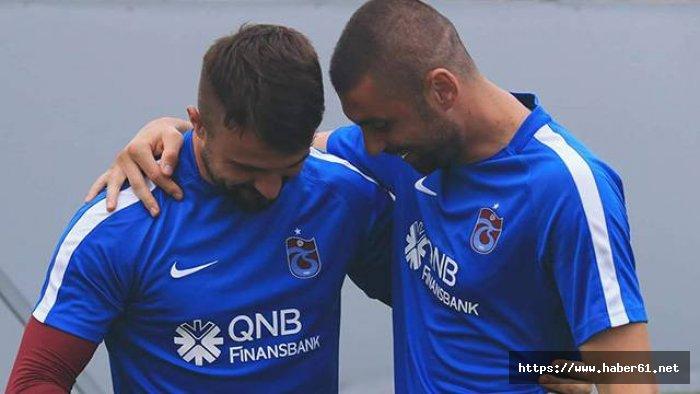 Trabzonspor'un yıldız isimleri 2 bin 358 gün sonra buluşuyor